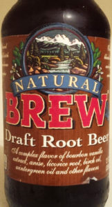 Natural Brew Draft Root Beer