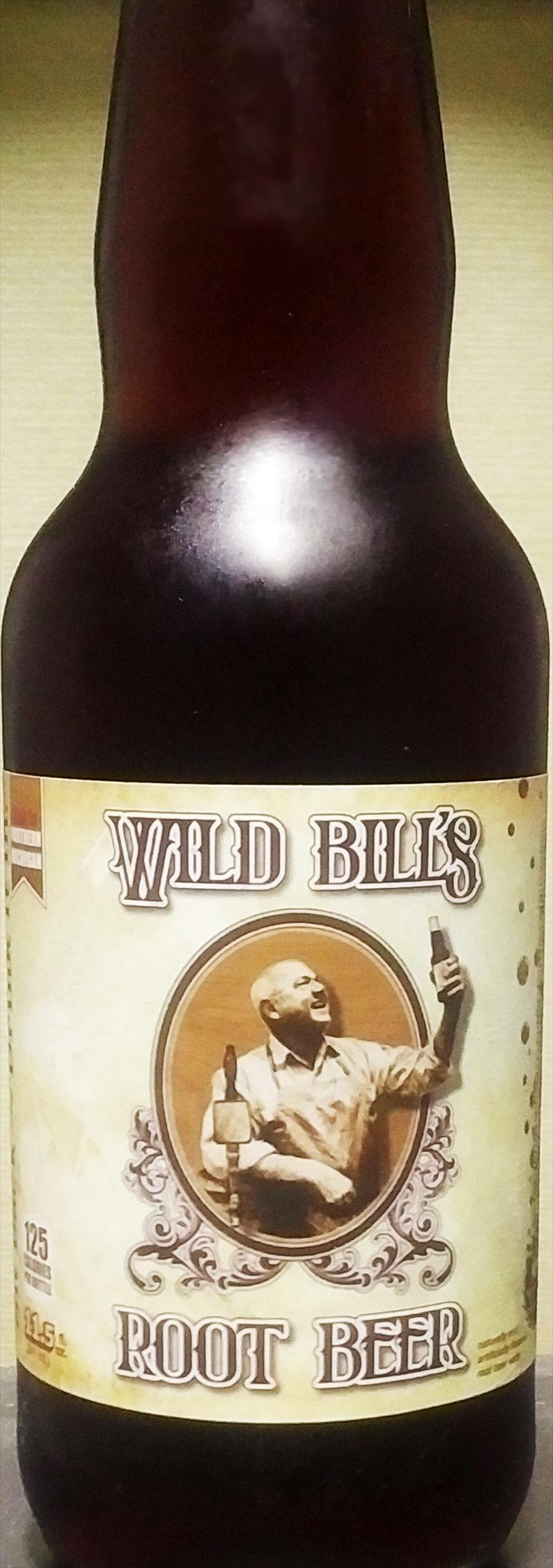 Wild Bill's Root Beer