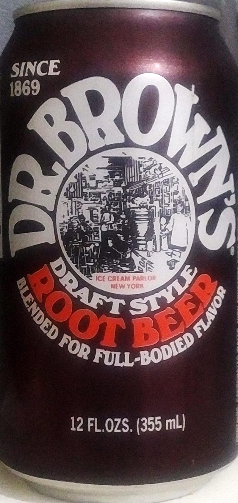 Dr. Browns Root Beer