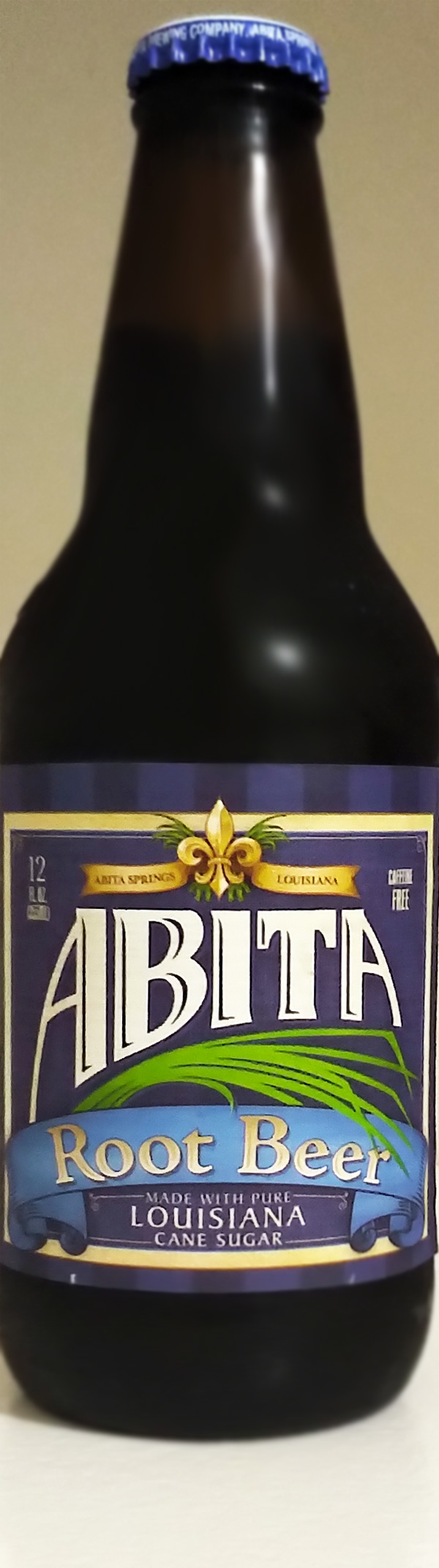 Abita! Louisiana Root Beer