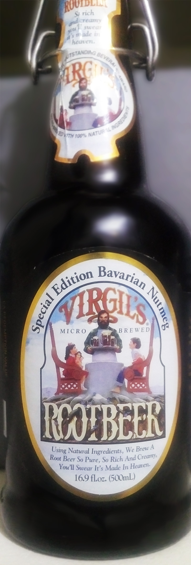 Virgil's Bavarian Nutmeg Special Edition
