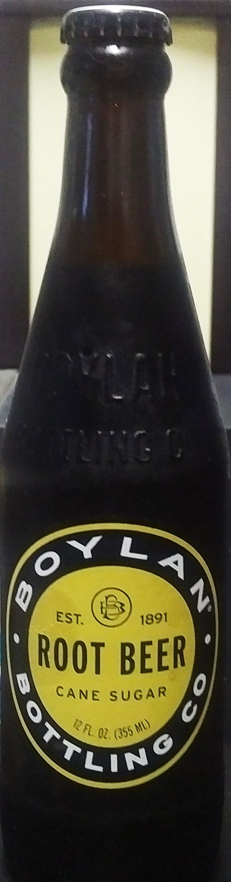 Boylan Cane Sugar Root Beer