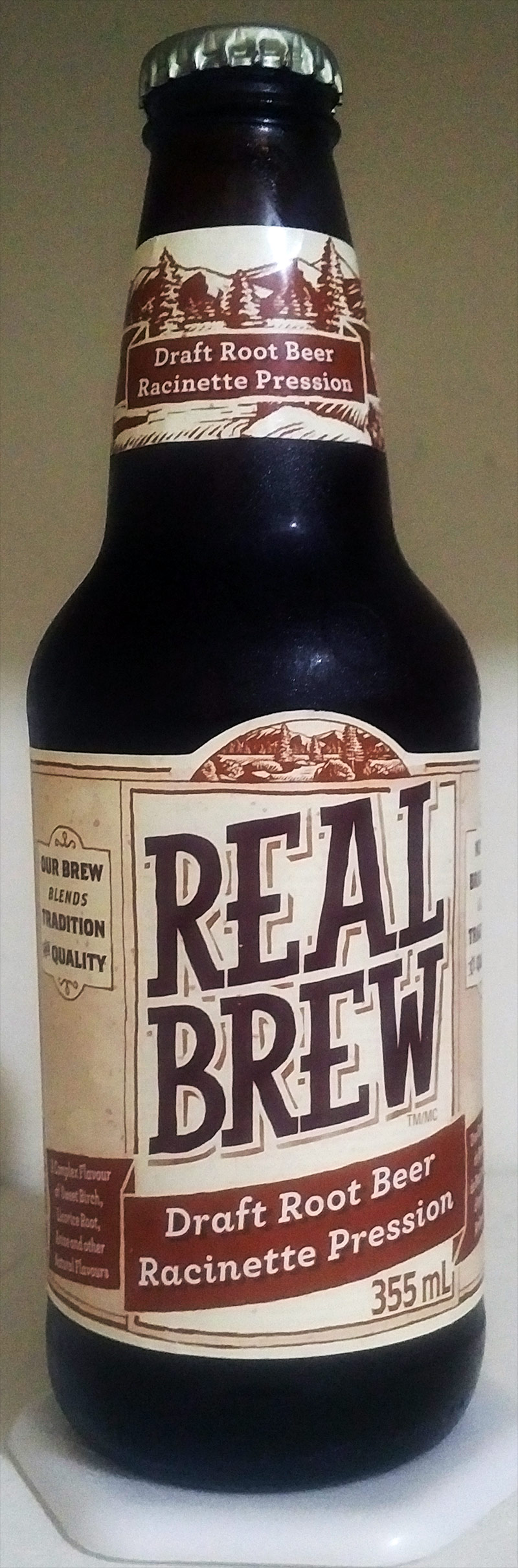 Smucker's Real Brew Draft Root Beer