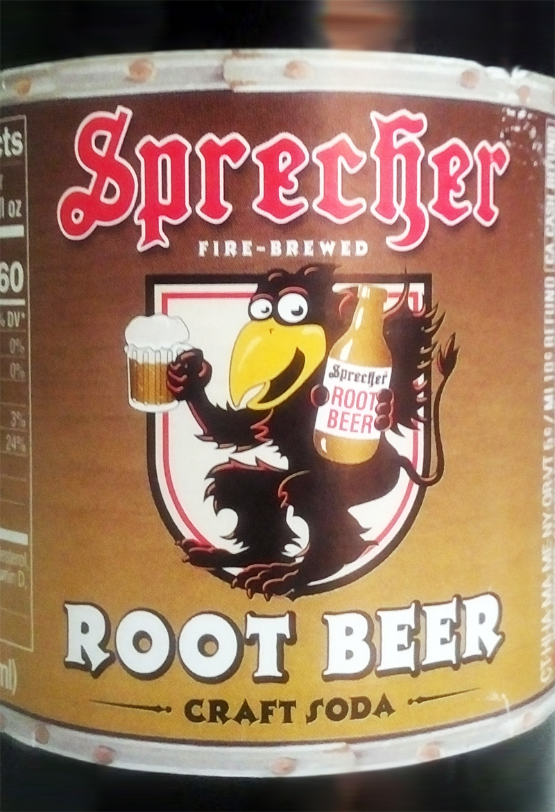 Sprecher Fire-Brewed Root Beer